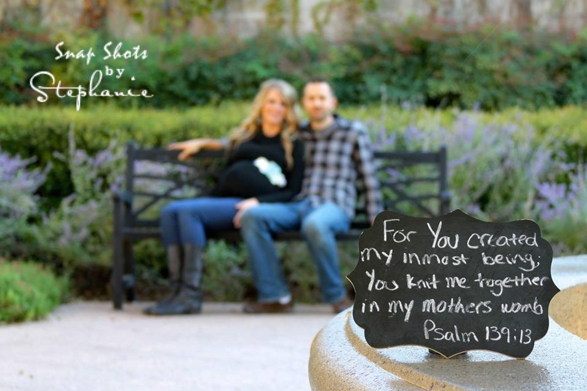 Maternity photo; psalm 139:13, maternity photography, outdoor maternity photography