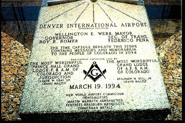 Illuminati Conspiracy Theory | Illuminati New World Order: Denver International Airport Conspiracy