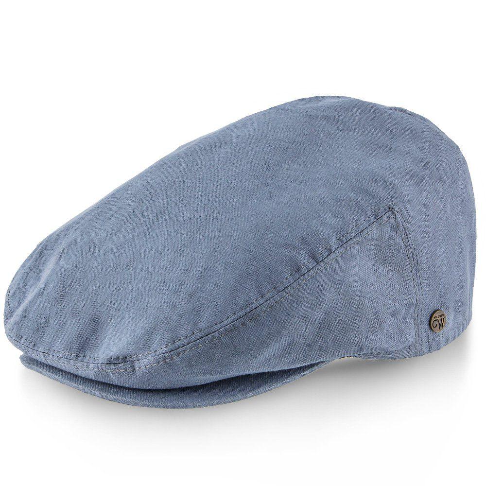 833861c0e64d5 Clubhouse - Walrus Hats Linen Cloth Ivy Cap - Golf Flat Cap