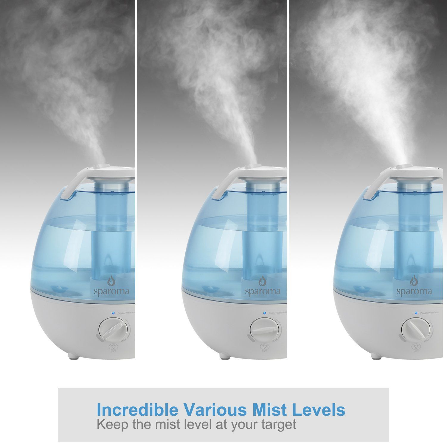 Ultrasonic Humidifier Cool Mist Humidifier