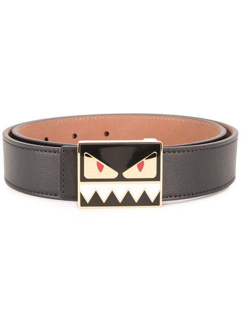 4061c2b17565 FENDI Fendi Monster Buckle Belt.  fendi  belt