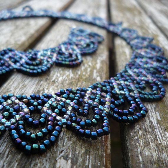 #beadwork - halskæde