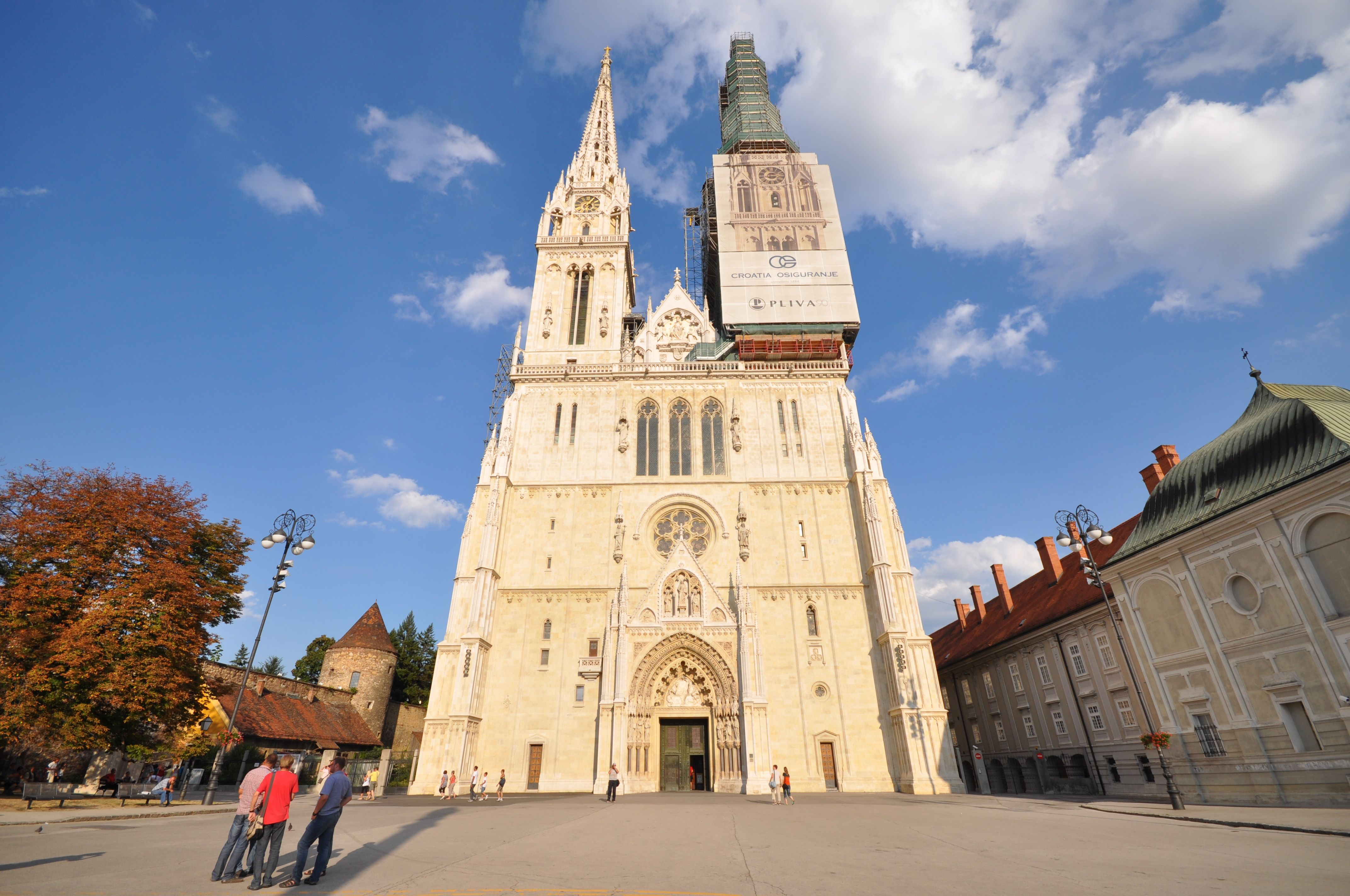 Image Result For Pope Tower Zagreb
