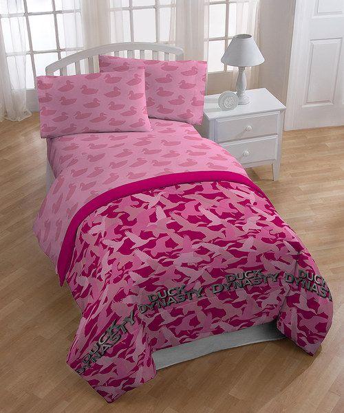 duck dynasty pink camo comforter - Pink Camo Bedding