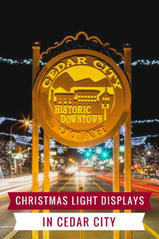 Christmas Lights Utah 2019 The Top 3 Christmas Light Displays in Cedar City in 2019 | Explore