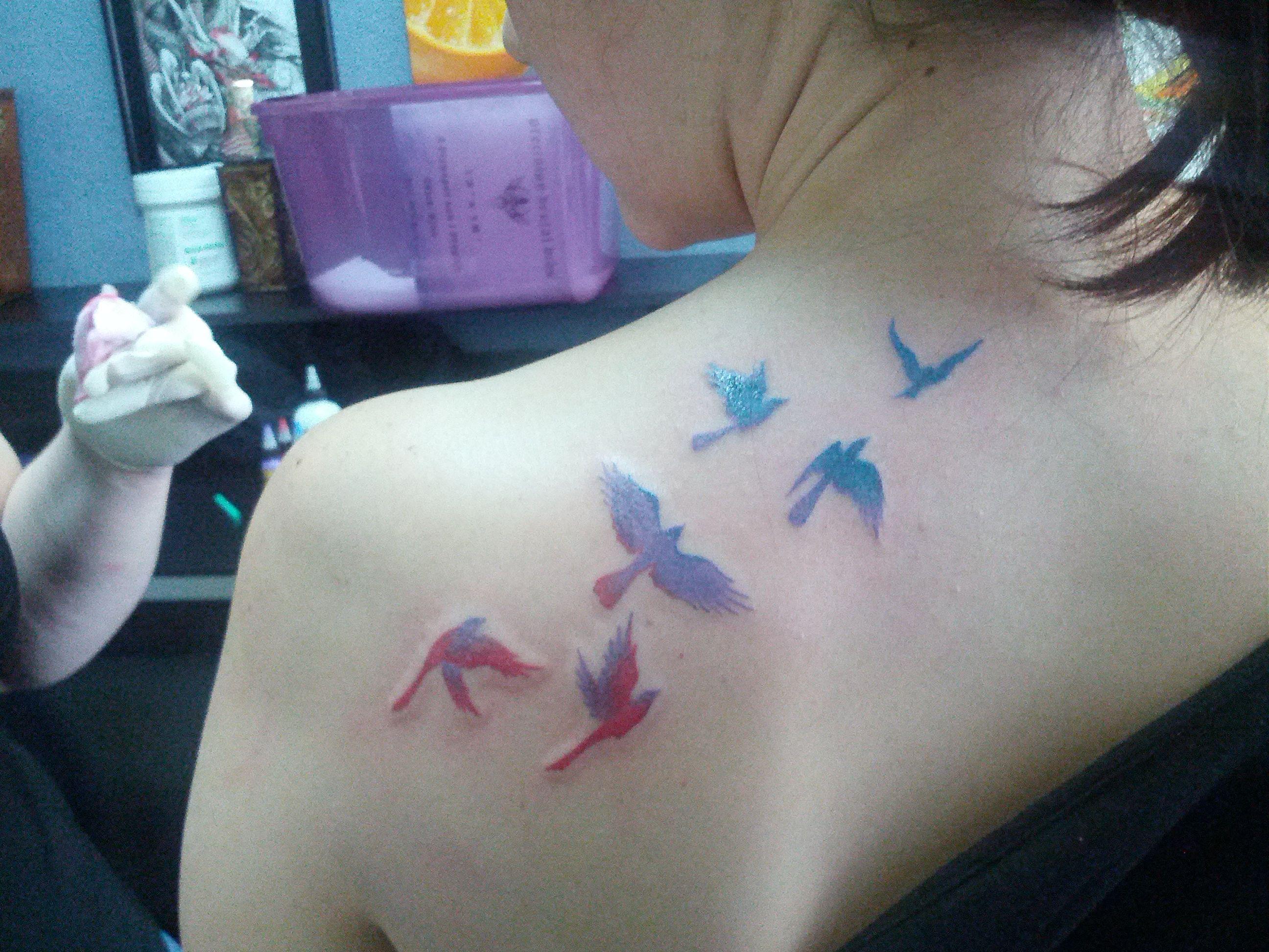New Shoulder Tattoo Shoulder Tattoo Tattoos Shoulder Blade Tattoo