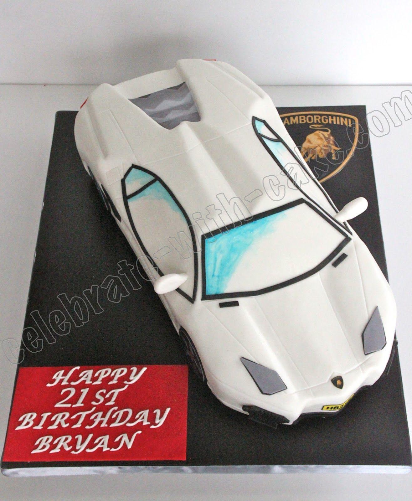 Celebrate with cake lamborghini aventador cake cake decorating celebrate with cake lamborghini aventador cake baditri Gallery