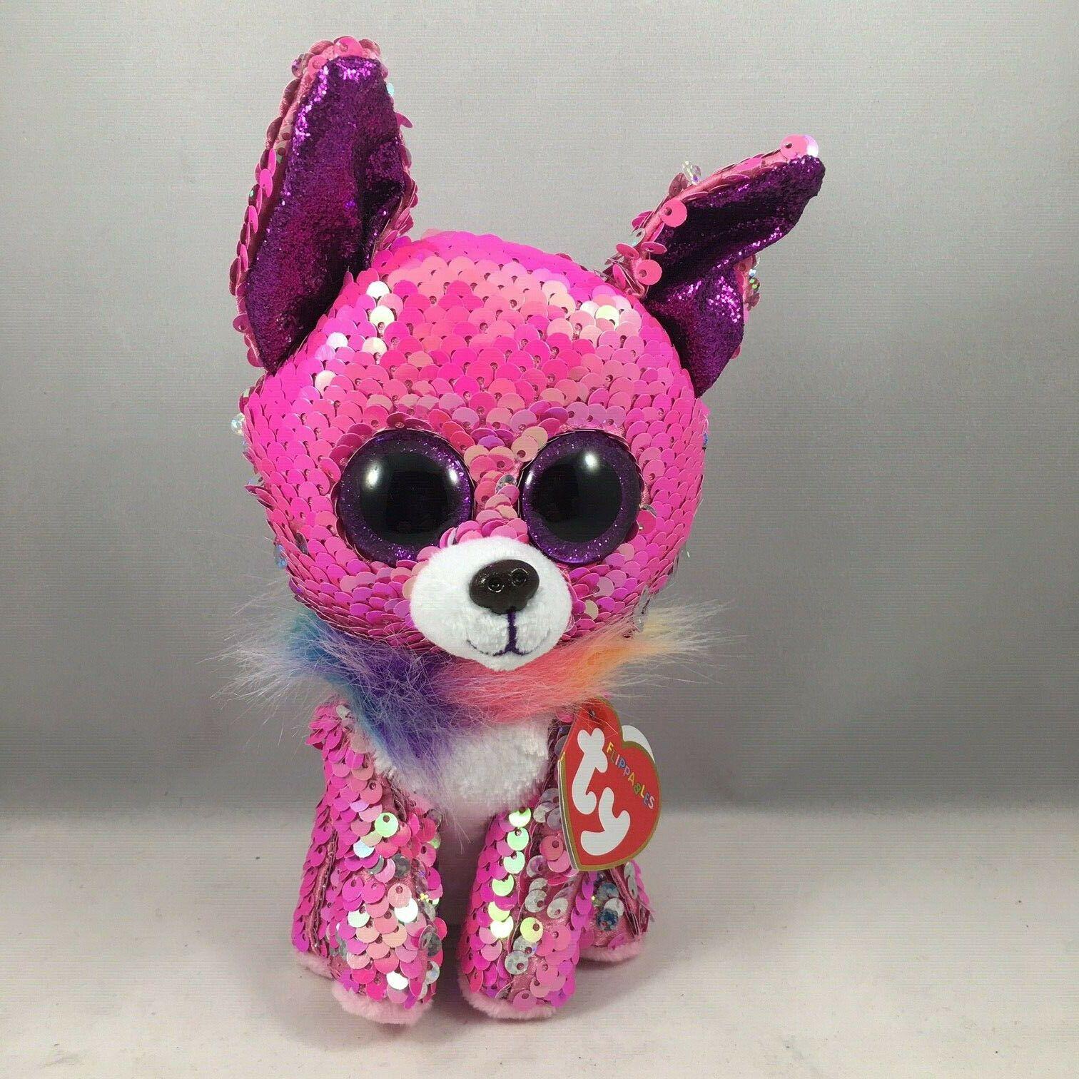 TY Beanie Boos Mini Boo Series 2 Skylar the Dog Figure