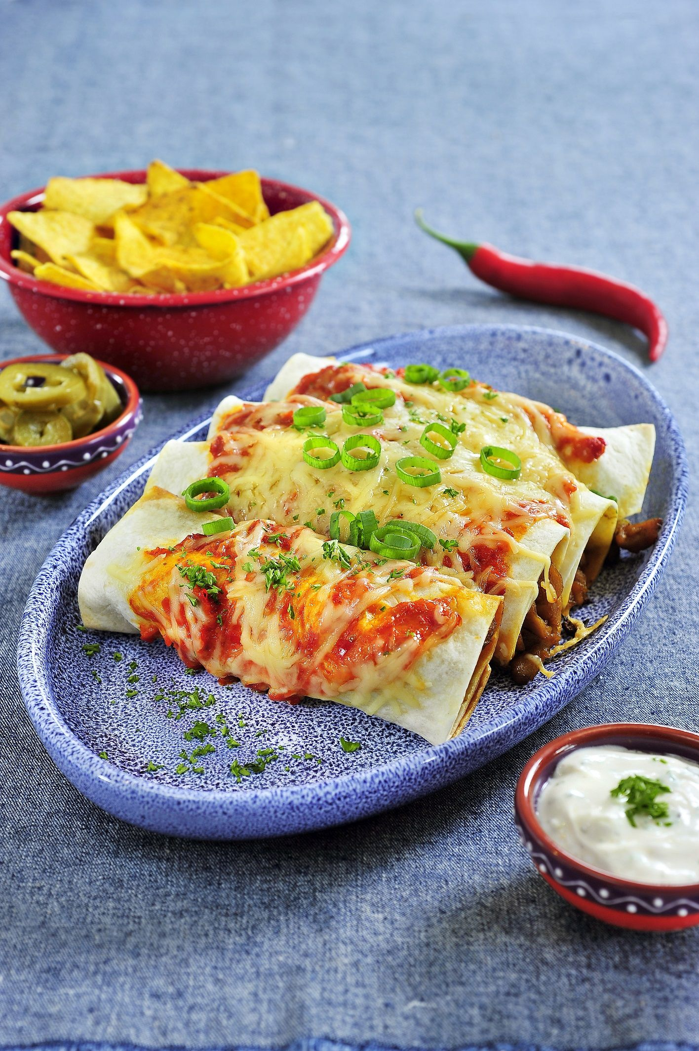 How to make real mexican enchiladas in your airfryer the philips the philips chef explains how to make real mexican enchiladas on his website with step by step pictures in english dutch forumfinder Gallery