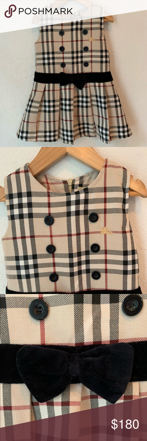 Burberry London toddler dress size M Spotted while shopping on Poshmark: Burberry London toddler dress size M!
