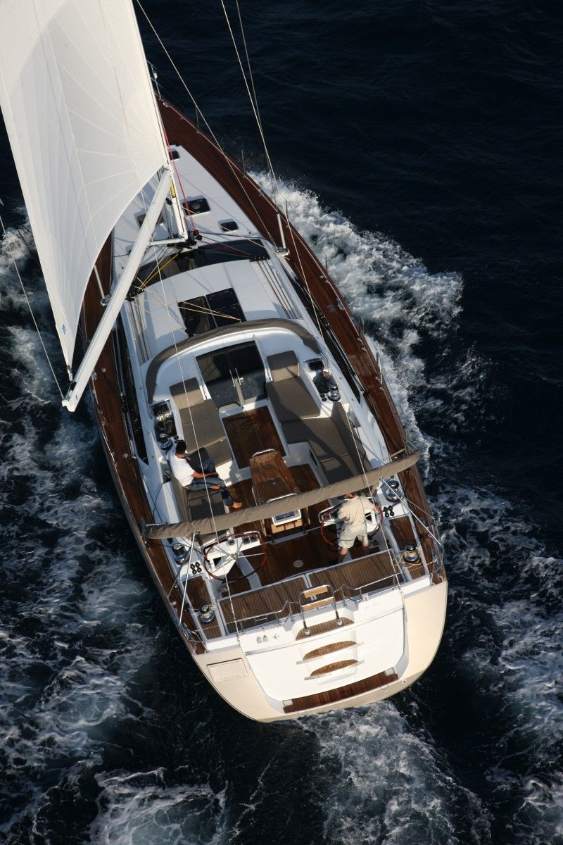 Jeanneau 57 Great Blue Water Cruiser Dreamboat In 2019