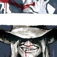 American Vampire #2 by Rafael Albequerque