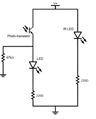 Proximity Sensing Leds Printed Circuit Board Printed Circuit Circuit Board