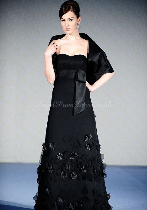 Black Mother of the Bride Gowns