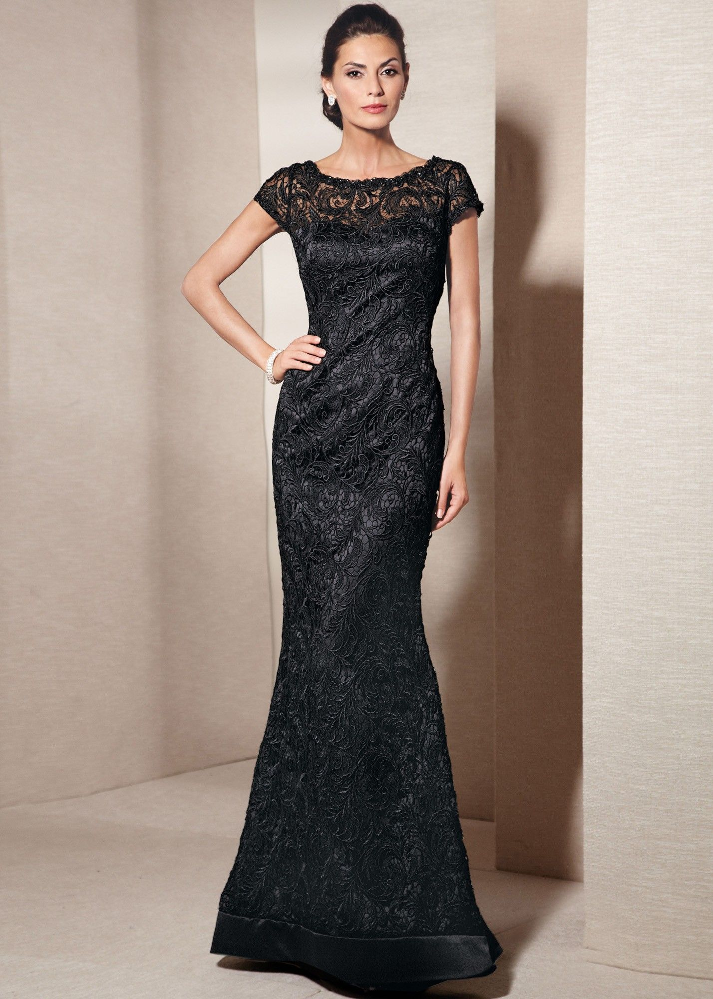 Alyce 29602 Lace Evening Gown | Dream dresses | Pinterest | Kleider