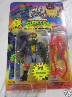 TMNT Universal Studios Monsters Mike as Frankenstein | eBay