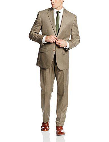GOOPER OPTION (would need vest) $150 Bill Blass Men's Trent Light Brown Suit, Light Brown, 42 Long Bill Blass http://www.amazon.com/dp/B00K92D6QO/ref=cm_sw_r_pi_dp_Uisdub1Q4K6R7