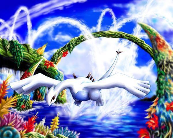 Image mon pok mon l gendaire pr f r guillaume le dresseur pok mon pokemon - Image pokemon legendaire ...