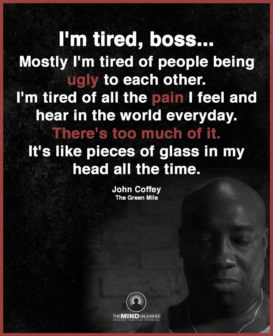 Im Just Tired Boss Meme