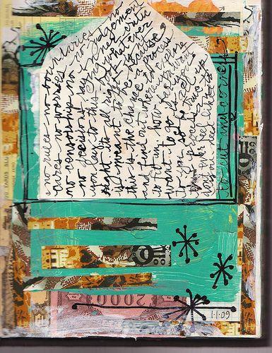 Art Journal January 2009   Flickr - Photo Sharing!