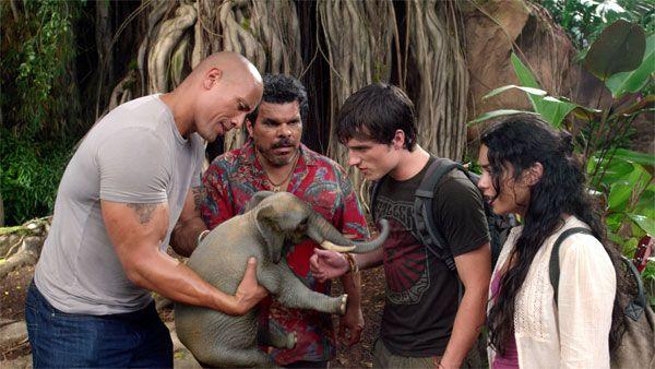 لقطة من فيلم رحلة الى الجزيرة الغامضة ايه تعليقك على الصورة The Mysterious Island Island Movies Journey 2