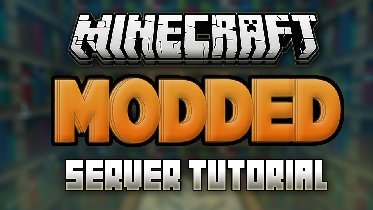 How To Make A Modded Minecraft Server 1 12 2 Forge Minecraft Mods Minecraft How To Make