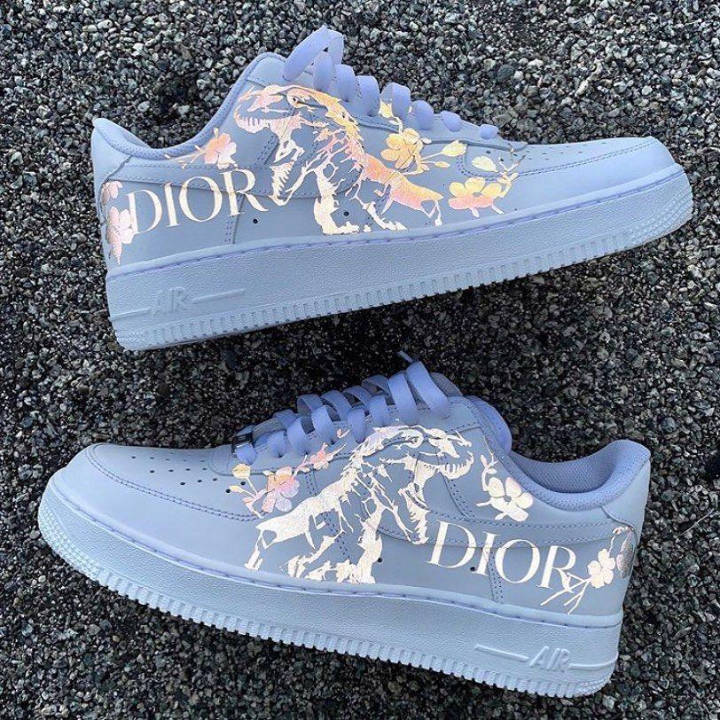 Dior x Nike ...-#airmax | Nike air shoes, Fresh shoes ...
