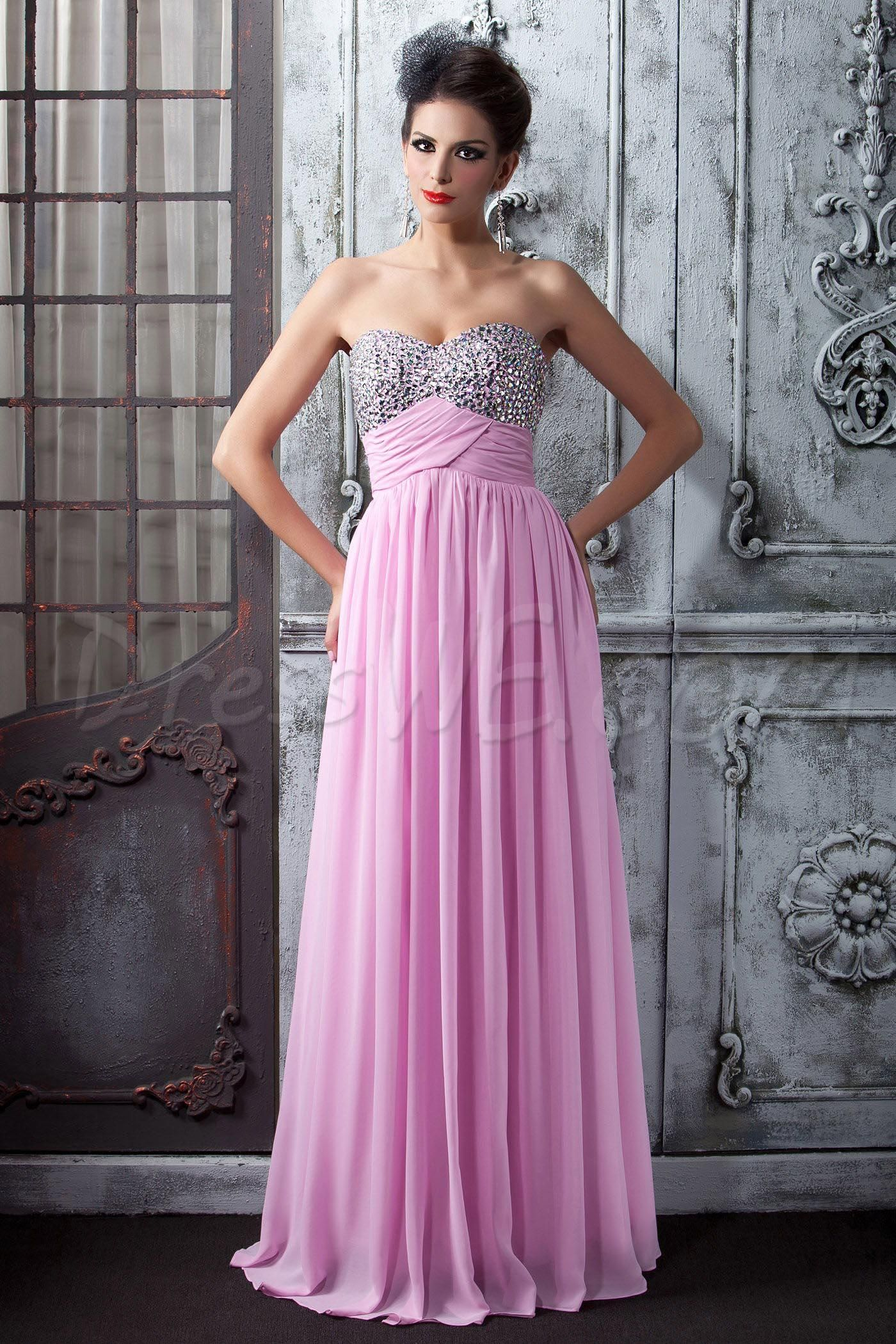 Sexy A-Line Floor-Length Sweetheart Taline\'s Evening/Prom Dress ...