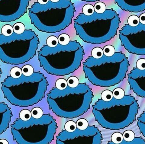 Cookie Monster Cookie Monster Wallpaper Cookie Monster Drawing Cookie Monster Party