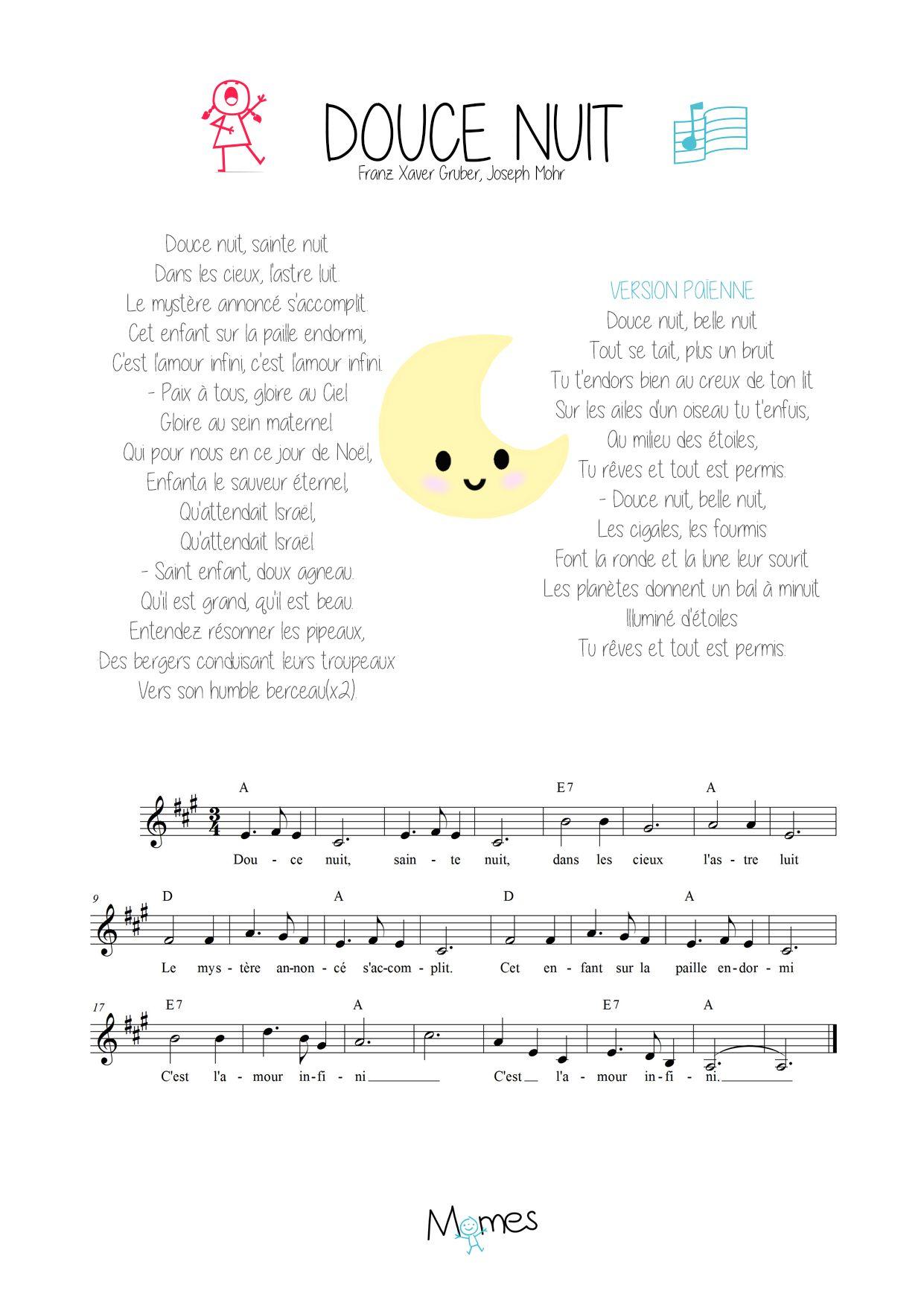 Une Chanson Douce Paroles Pdf : chanson, douce, paroles, Douce, Comptines,, Comptines, Paroles,, Chanson, Guitare