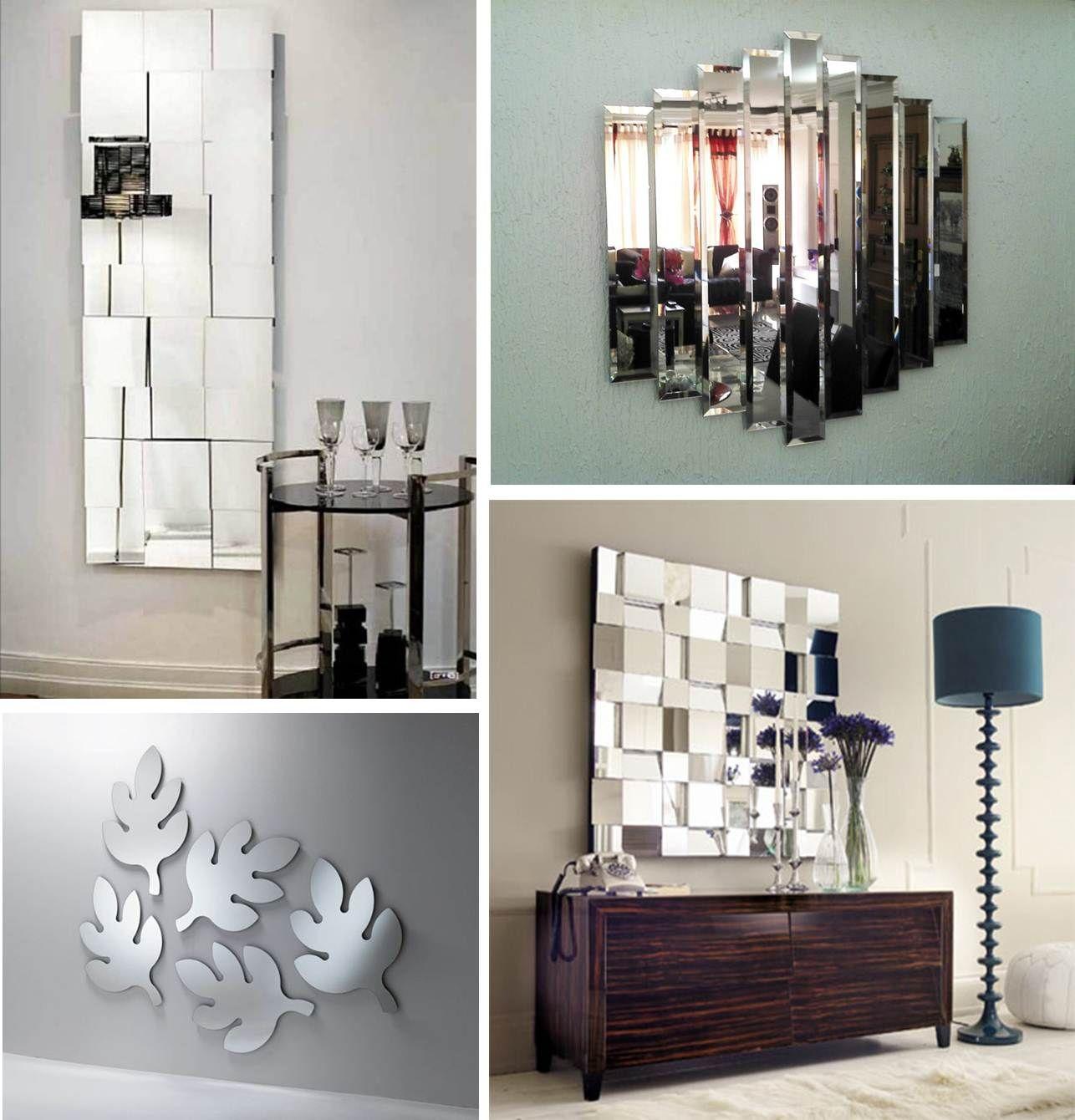 69e1c4248 Os espelhos são peças decorativas elegantes e sofisticadas. Inspire-se  nessas ideias!