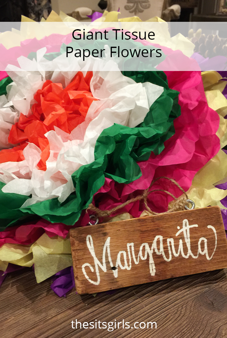 Tissue Paper Flower Puffs The Sway Diy Recipes Pinterest