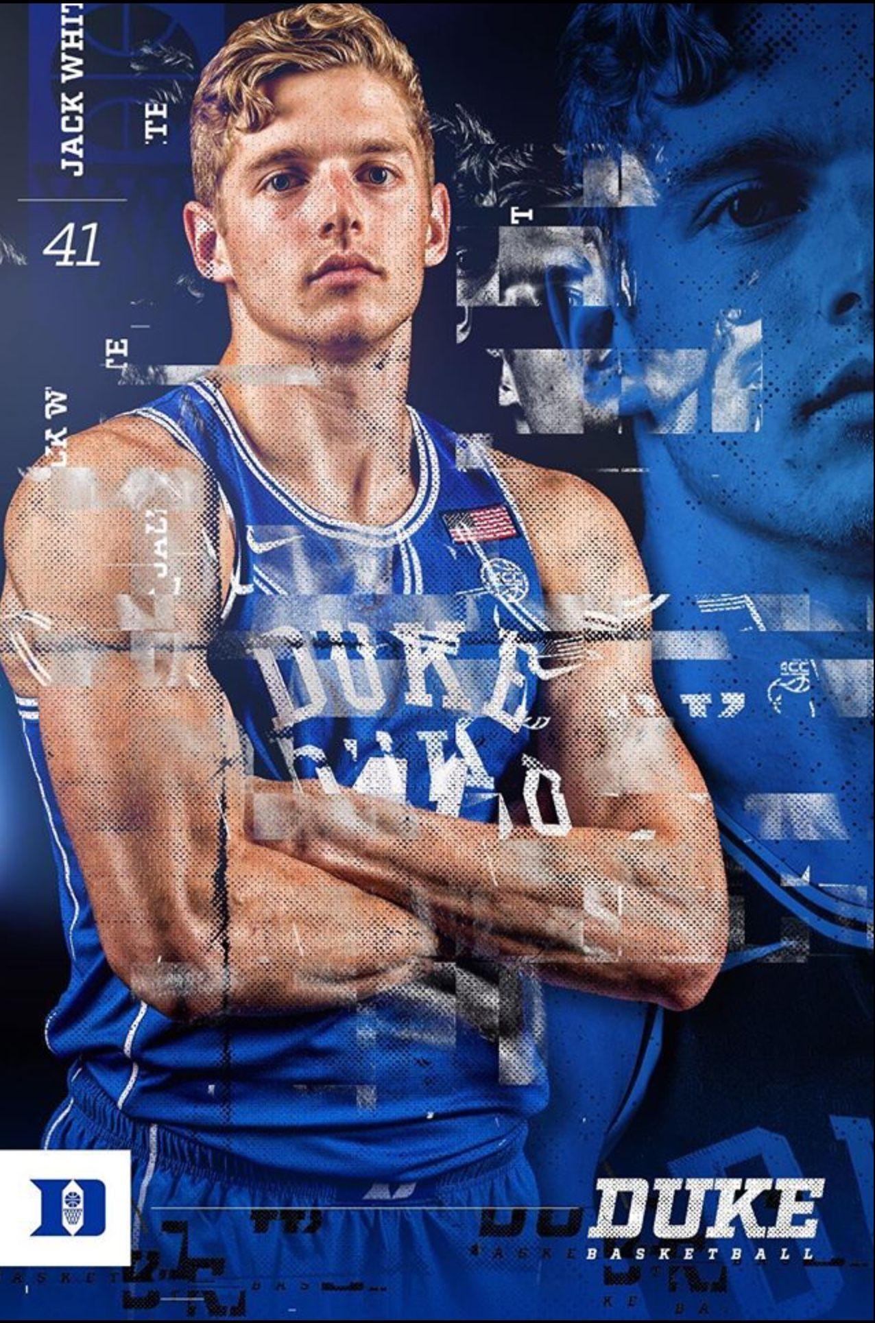 Jack White Duke Basketball (With images) Duke blue