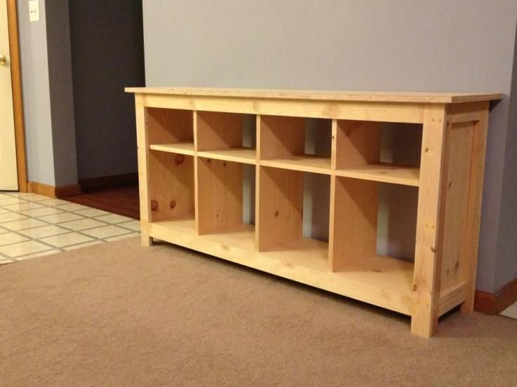 Sofa Table Kreg Jig Owners Community Furniture Projects