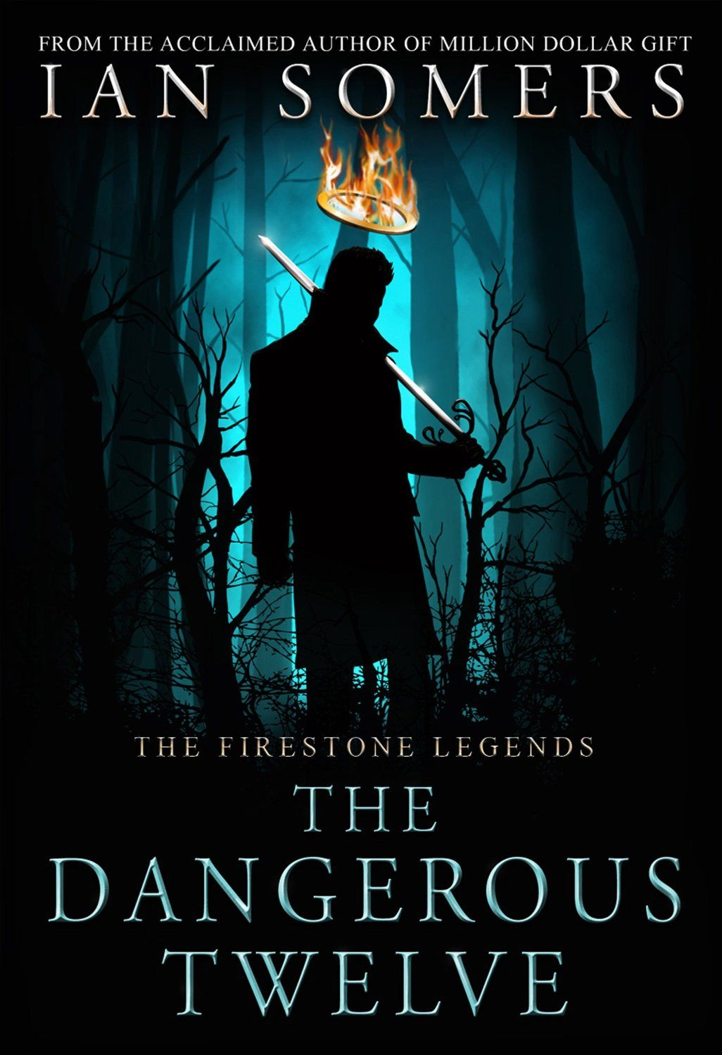 The Dangerous Twelve The Firestone Legends, by Ian Somers ($0.99)