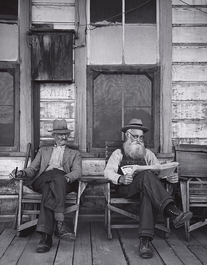 Image result for old man on porch reading