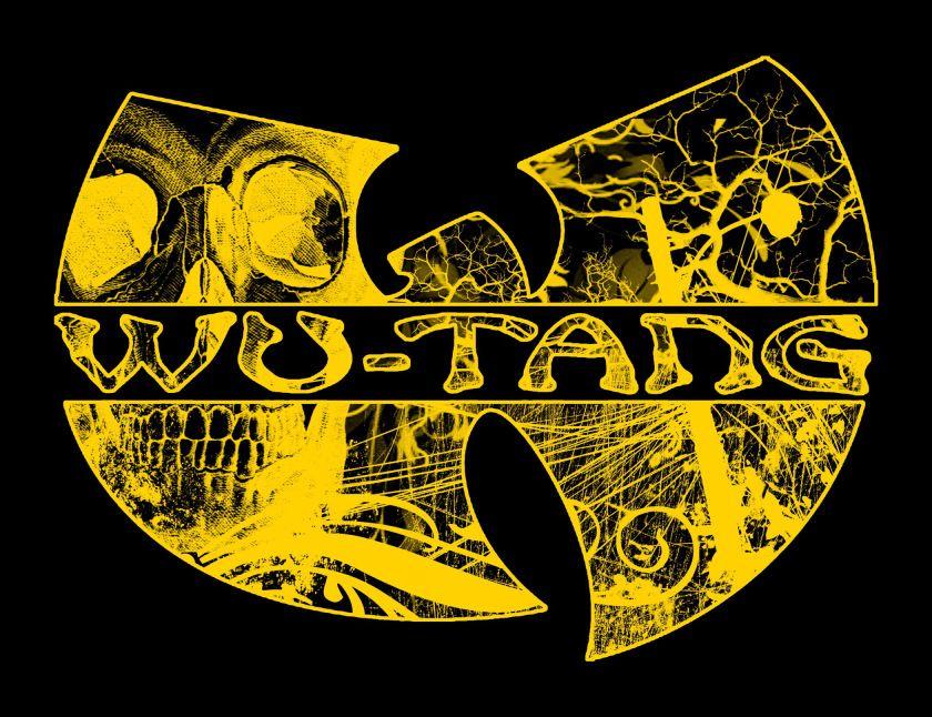 WuTang Clan Logo Wu tang clan logo, Wu tang, Wu tang clan