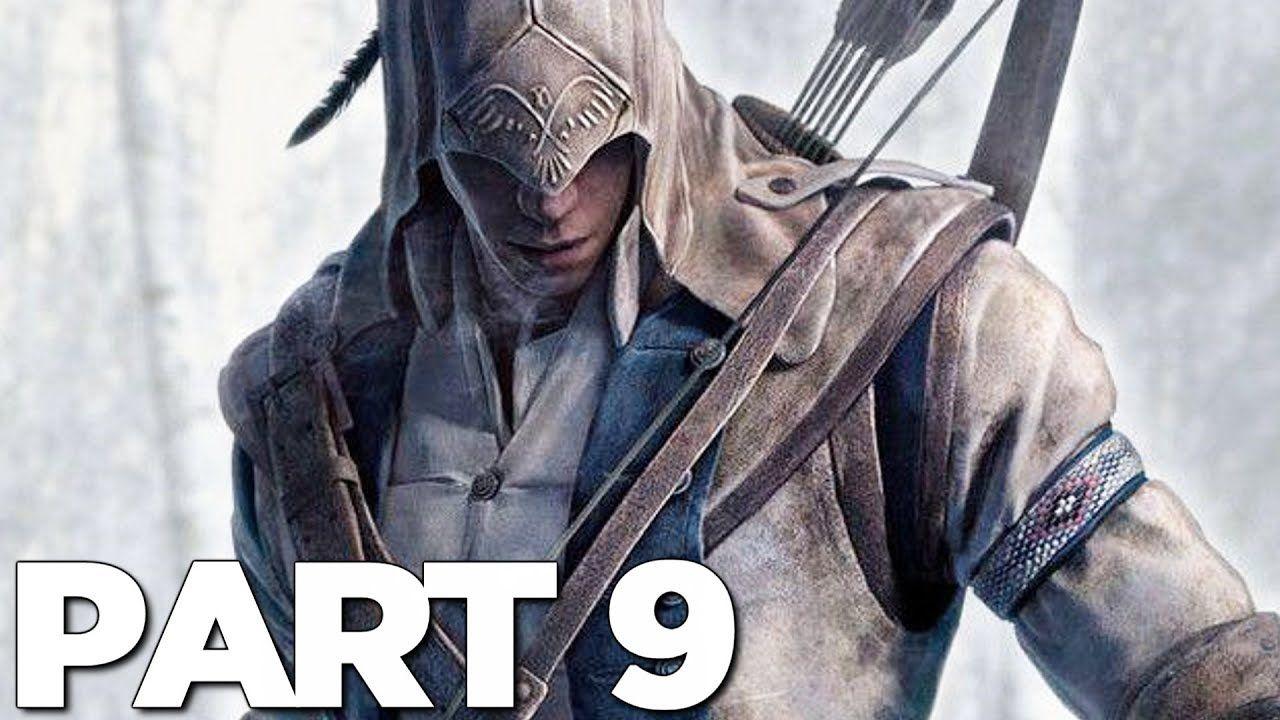 Assassin S Creed 3 Remastered Walkthrough Gameplay Part 9 Sail Ac3 Youtube Assassins Creed 3 Gameplay Creed
