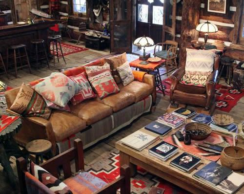 Ranch House Decor So Cozy