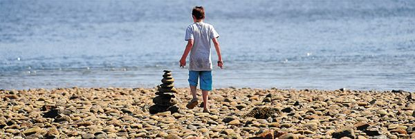 Rangers at Acadia park fight removal of stones as souvenirs — State — Bangor Daily News — BDN Maine