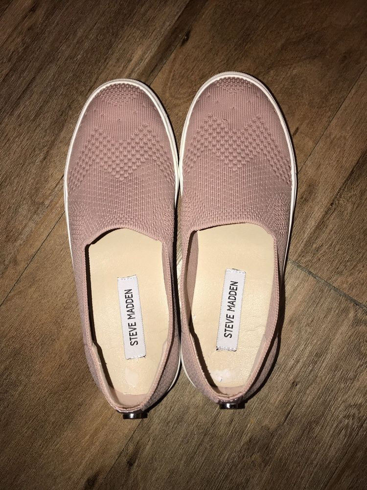 5952ffd4f9c Steve Madden Frankel Size 7.5 Blush Pink  fashion  clothing  shoes   accessories  womensshoes  flats (ebay link)