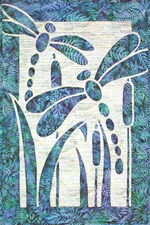 Dragonfly Art | Dragonflies, Applique quilt patterns and Applique ... : dragonfly quilt - Adamdwight.com