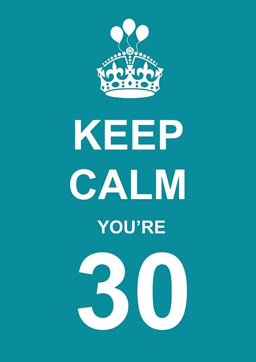 Tips for the women turning 30 ages 30th birthday quotes