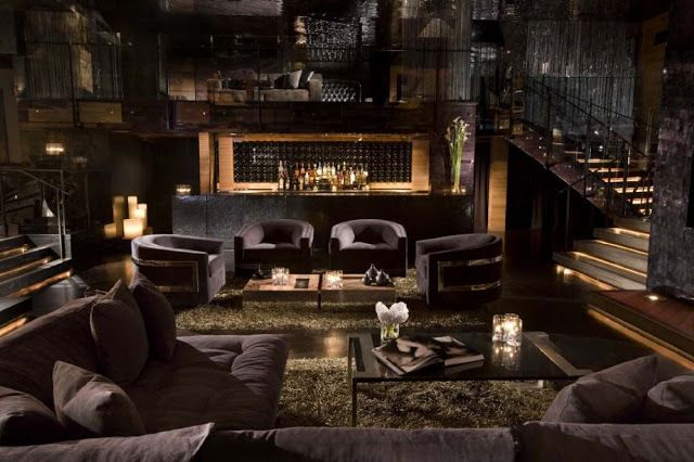 Featuring Nightclub Bar And Lounge Interior Designs From All