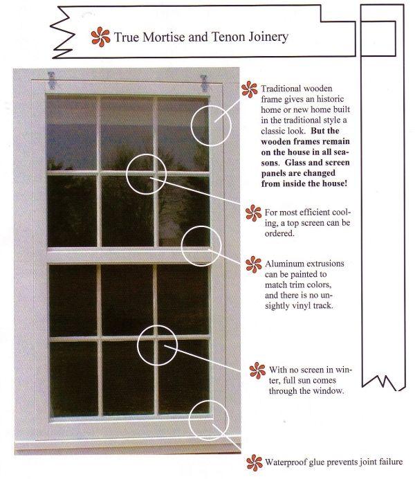 Double Pane Storm Windows Diy Household