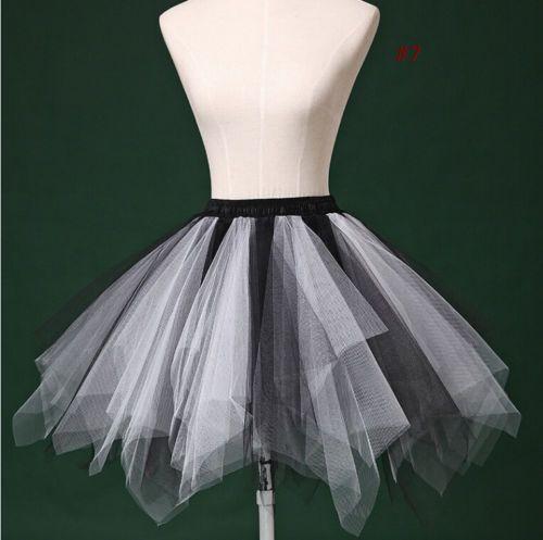41d712b27e New-Multi-color-Adult-Child-Tutu-Skirt-Party-Dancewear-Ballet-Skirts -Pettiskirt