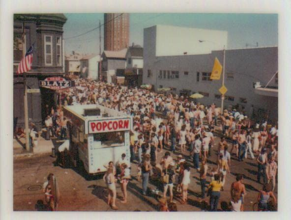 Brady Street Days 1977 Brady Street Became The Focus Of