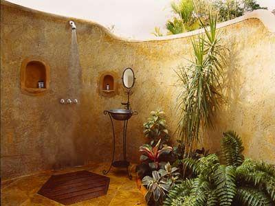 Jamaica Inn Ocho Rios Jamaica Resort Outdoor Shower Outdoor Bathrooms Outdoor Baths