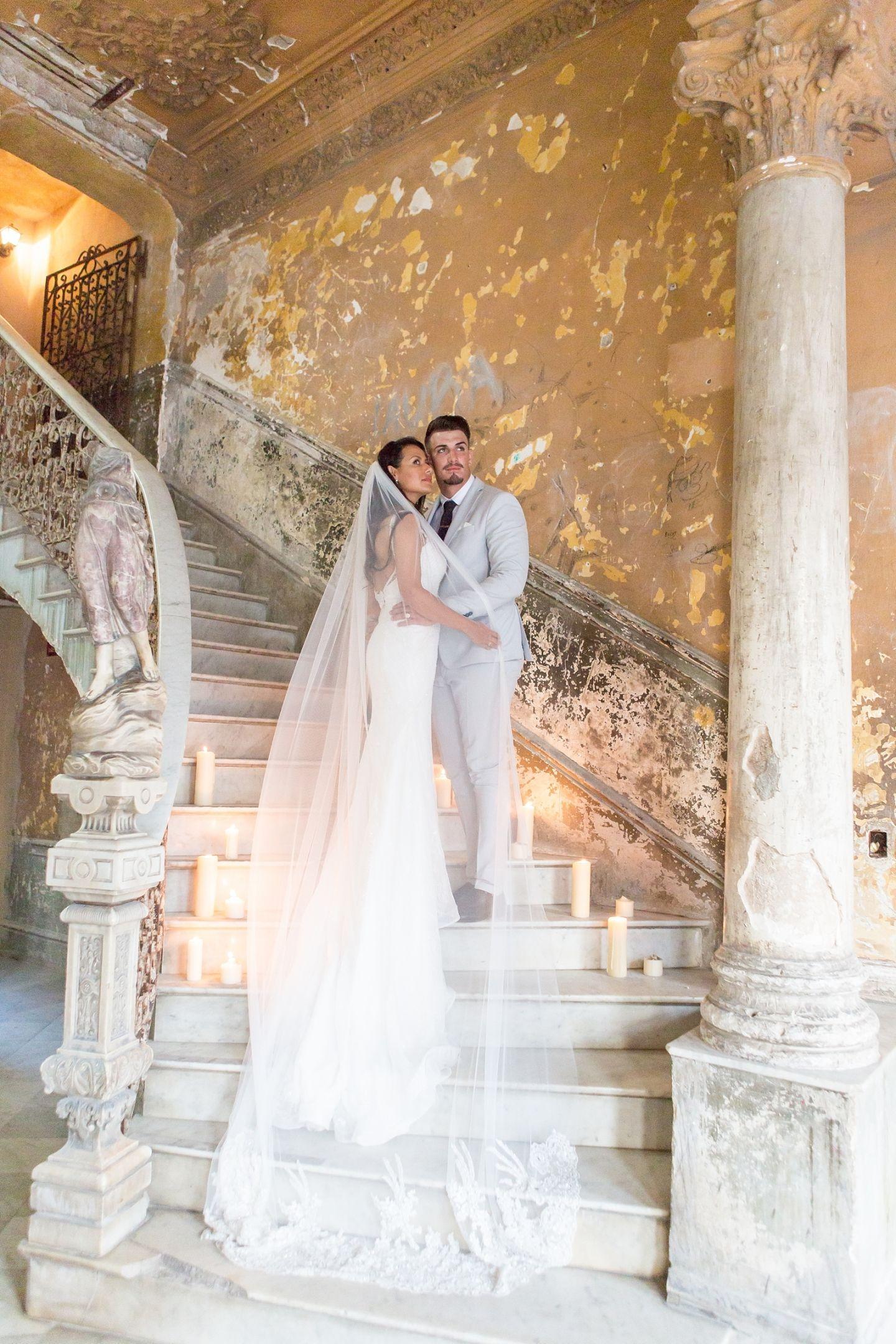 Amazing Wedding Venues in Cuba, Unique Wedding Destinations by ...