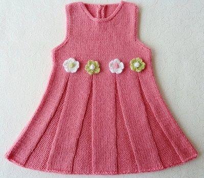 Pembe Yunden Orulen Sis Orgusu Pileli Bebek Elbise Modeli Resimli Dantel Ornekleri Modelleri Yapimi Bebek Elbise Modelleri Baby Knitting Patterns Elbise